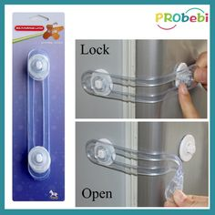 Sun Glower Special 6Pcs Child Pet Safety Lock Fridge Toilet Drawer Cabinet Cupboard Door Latch Perfect for your friends