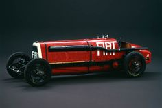 FIAT Mefistofele (1924) - L6 - 21,7 litre - 320 bhp - 146 mph