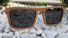Gafas de sol de madera Zebra baratas