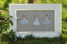 Stickanleitung -Ballerina-