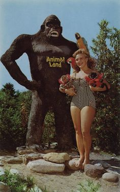 March is Girls and Apes flood month here at Furious Ape!