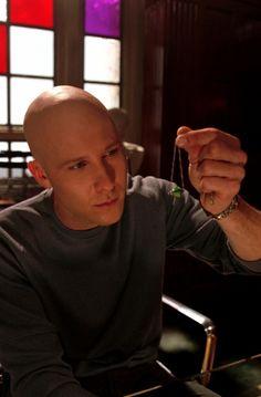"""Smallville """"Hothead"""" S1EP3"""
