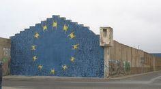 Nuevo mural de Blu en Morocco