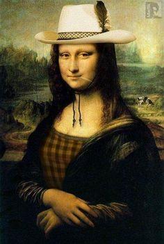 .cowgirl monalisa
