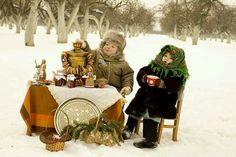 Surviving Russian Winter in Saint Petersburg - Liden & Denz