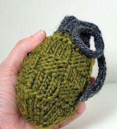 fuzzy grenade