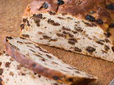 Barnbrack is a traditional Irish fruit loaf.