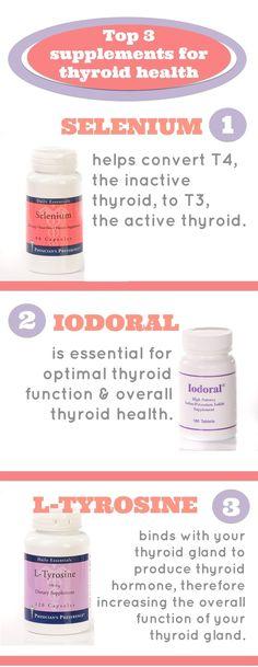 Supplement for thyroid health. #OurWellnessRevolution