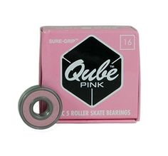 This is a Skate bearing that was designed to help the fight against breast cancer. Proceeds from this product go directly to the American Breast Cancer Foundation. Pink Roller Skates, Roller Rink, Roller Derby, Roller Skating, Derby Skates, Quad Skates, Skate Bearings, Skate Wheels