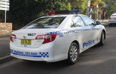 Cool Toyota Camry 2017: 2014 Toyota Camry Altise sedan (ASV50R) - New South Wales Police Force - Austral... Check more at http://24auto.tk/toyota/toyota-camry-2017-2014-toyota-camry-altise-sedan-asv50r-new-south-wales-police-force-austral/