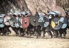 """Vikings """"Brother's War"""" S2EP1"""