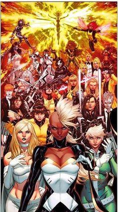 X-Women!! I love this.