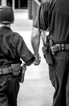 26 Moments That Restored Our Faith In Humanity, 2012. (blind 13 year old Gage Hancock-Stevens got to fulfill his dream of being a cop for a day.)