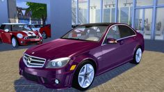 Sims 4 CC's - The Best: Cars by OceanRAZR Design