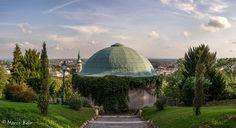 Beethoventempel in Baden