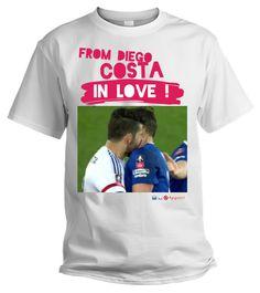 Von Diego Costa in Liebe ....  From Diego Costa in Love ....  A partir de Diego Costa en el amor ....     #diegocosta #fcchelsea #football #love #espetón