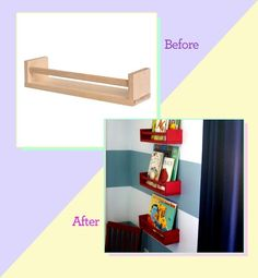 $4 Ikea could be used for nail polish holder too or in EJ room- Spice Things Up | Gallery | Glo