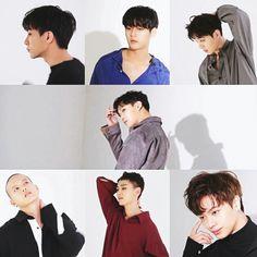 Hyunsik Btob, Btob Lee Minhyuk, Btob Members, Born To Beat, Kpop, Pop Group, Men's