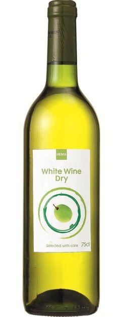 Een van de beste witte wijnen ter wereld koop je gewoon bij de Hema