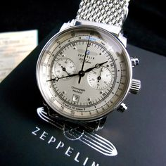 Zeppelin 100 Chronograph