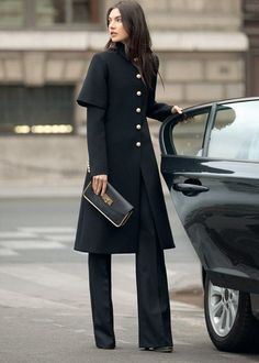 chic and sleek- black