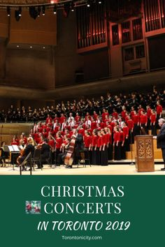 Christmas concerts in Toronto 2019 #Christmas #concerts #Toronto #holiday #2019