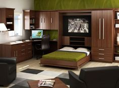wall beds hidden beds murphy beds bed desk full by day stuart david is one of the leading of - Murphy Bed With Desk