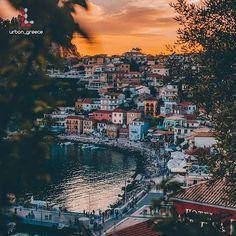 Parga, Greece     @george_bozouris Beautiful Places To Travel, Beautiful World, Vacation Trips, Dream Vacations, Beach Honeymoon Destinations, Greece Fashion, Greek Islands, Greece Travel, Countries Of The World