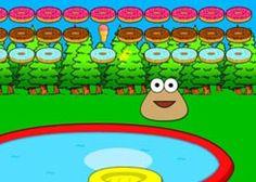 PouJuegos.com - Juego: Pou Bounce - Jugar Juegos Gratis Online Flash