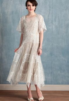 Robe de mariée style bohème chic