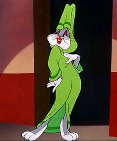 Bugs Bunny in Drag                                                                                                                                                                                 More