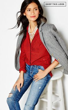 J.Crew Factory : Gift Guide | Holiday Gift Guide 2015