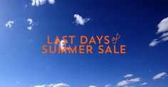 ☼☼☼ SUMMER SALE ENDS on sunday ☼☼☼ Get yourself a 10% extra discount on all sale items (code:summerends0109)