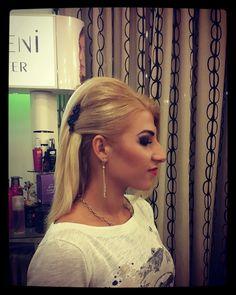 Make-up & Hair-style.Sofia Eleni.