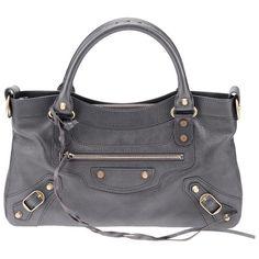 Balenciaga classic tote bag ($1,387) ❤ liked on Polyvore