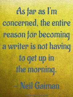 Truer words were never spoken --er, written.