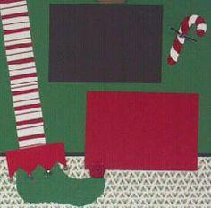 Suz's Stampin Spot: December Club Scrapbook pages Paper Bag Scrapbook, Baby Scrapbook Pages, Disney Scrapbook, Scrapbook Sketches, Scrapbook Page Layouts, Scrapbook Cards, Christmas Scrapbook Layouts, Scrapbooking Ideas, Holiday Themes