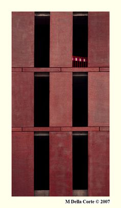 E-scapes: Red Concrete