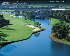 GolfPropertySIR.com - Search for your perfect Golf Community Property.