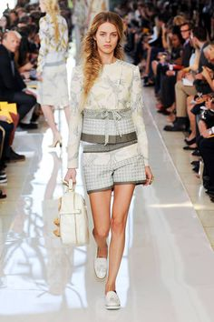 Tory Burch Spring 2013 Ready-to-Wear Runway - Tory Burch Ready-to-Wear Collection - ELLE