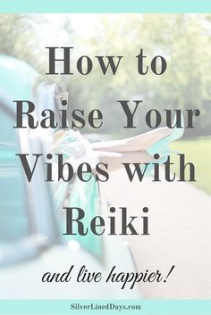 Reiki energy healing benefits go beyond stress relief + relaxation. Here's how you can raise your vibrations with Reiki!  law of attraction | intuition | chakras