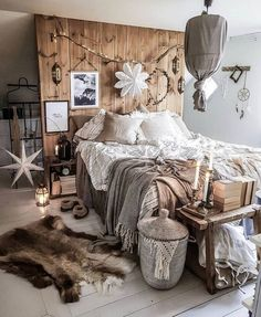 49 fantastic college bedroom decor ideas and remodel 45 - wohnen/style - Deco Home Home Decor Bedroom, Interior Design, Bedroom Decor, Bedroom Interior, Eclectic Bedroom, College Bedroom Decor, Rustic Bedroom, Remodel Bedroom, Home Decor