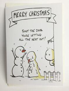 Merry Christmas: Shut the Door - Rob Stears