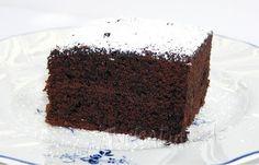 Tortentante - Der grosse Tortenblog mit Anleitungen, Rezepten und Tipps für Motivtorten: Schokoladenkuchen zu Fuß