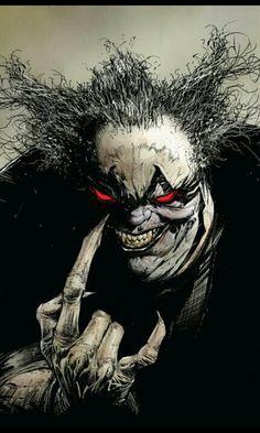 Clown/ the violator