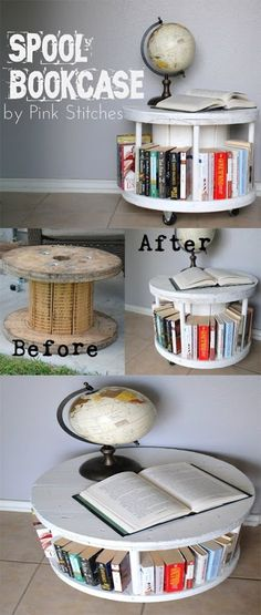 12 MOST CREATIVE DIY Coffee Table Projects To view all Diys just click the…