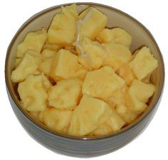 Pineapple Bowl Candle