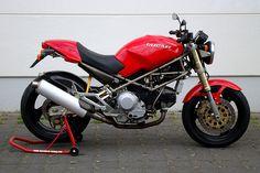 ducati m900 | ducati ur monster m900 einmalige und superschoene ur monster aus der ...
