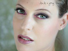 Nachgeschminkt Berry/Pink Smokey Eye - Vampy Lips