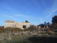 Casas de San Galindo. Cuartel General del General Moscardó. La Alcarria